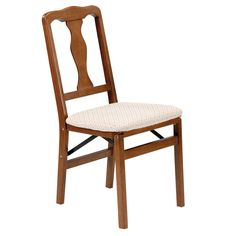 Stakmore Wood Folding Chairs