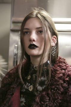 Adeam at New York Fashion Week Fall 2017 - Backstage Runway Photos