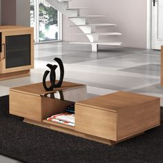 Furnitech Contemporary Coffee Table at allmodern.com: $679.00 on sale