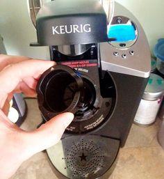Best Keurig cleaning tutorial I've seen!
