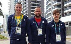 Sportivii baimareni care reprezinta Romania la Jocurile Olimpice de la Rio au reusit sa impresioneze prin rezultatele obtinute. Robert Glintas-a… News, Jackets, Fashion, Down Jackets, Moda, Fashion Styles, Fashion Illustrations, Jacket