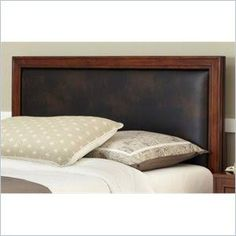 Upholstered Headboard With A Wood Frame Woods Fabrics and Bedrooms