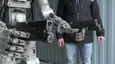 Ladies And Gentlemen Russia Has Created A Real Life Terminator