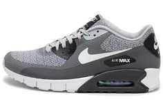 sports shoes 43cb6 c1814 Nike Mens Air Max 90 JCRD Wolf Grey White-Pure Platinum 631750-003 9.5