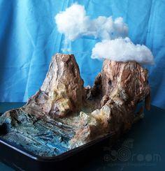 Tropical Rainforest Shoebox Diorama Ideas How To Make