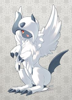Blueberry (5959), Pokémon, Absol, No People