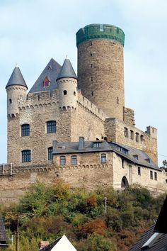 Schwalbach Castle - Burgschwalbach, Rhineland-Palatinate, Germany