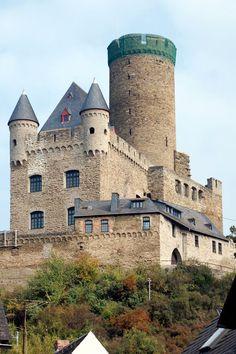 Schwalbach Castle, Burgschwalbach, Rhineland-Palatinate, Germany