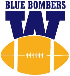 Winnipeg Blue Bombers Primary Logo on Chris Creamer's Sports Logos Page - SportsLogos. A virtual museum of sports logos, uniforms and historical items. Winnipeg Blue Bombers, Canadian Football League, St Louis Cardinals Baseball, Grey Cup, Football Love, Vancouver Canucks, Win Or Lose, Nfl Fans, Sports Teams