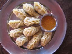 Momo from Nepal
