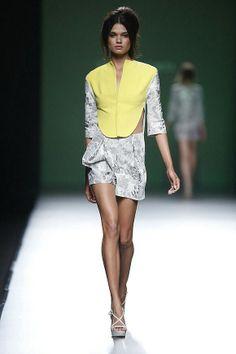 Devota y Lomba Fashion week Madrid Primavera-verano 2014
