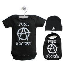 Punk Rock 3 Piece Gift Set
