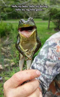 The Real Michigan J. Frog