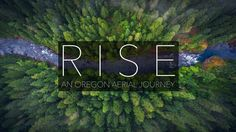 """""""RISE - Oregon Aerial"""".  Am just so in love with these videos that people make with drones - the music, the scenery...the whole lot just uplifts my heart and really speaks to my soul....even making me tear up at the magnificence of our planet.  I love our earth, the inspirations behind my novels.  This is a beautiful video. <3"""
