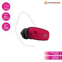 HyperGear ultra Portable V360 Wireless Headset Sale Off