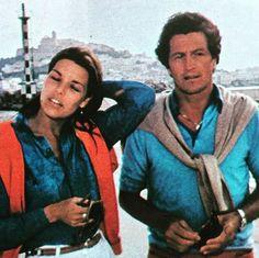 Caroline and Philippe Junot - via Reni