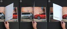 ミリ単位の駐車も可能に!「駐車支援システム」を訴求するクレバーな雑誌広告   AdGang