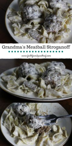 Grandma's Meatball S