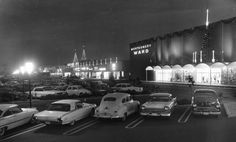 vintage mall parking lot | Phoenix, Arizona, 1962 | Hemmings Daily