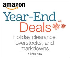 2014 After-Christmas sales and deals--find low prices on holiday clearance, overstocks, and markdowns during this year-end event   #deals
