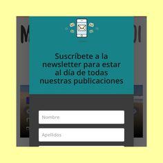 Entra en nuestra web y suscríbete a la newsletter para estar al día de todas nuestras publicaciones: cultura, viajes, deporte, gastronomía, historia, lugares...