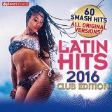 awesome LATIN MUSIC - Album - $6.99 - Latin Hits 2016 Club Edition - 60 Latin Music Hits (Salsa, Bachata, Dembow, Merengue, Reggaeton, Urbano, Timba, Cubaton Kuduro, Latin Fitness)