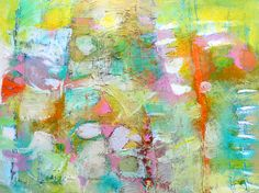 Duane Cregger | Contemporary Art Works | 2014 Mnemonica II . mixed media on canvas . 30x40 inches . 2014 . private collection