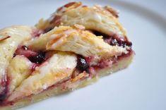 Danish raspberry Pastry Recipe | ... Danish Kitchen for this month's Secret Recipe Club I saw Danish pastry
