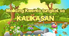 Maikling Kwento Tungkol sa Kalikasan Short Stories For Kids, Tagalog, Writing Paper, Pinoy, Image, Living Room, Stories For Children, Home Living Room, Drawing Room