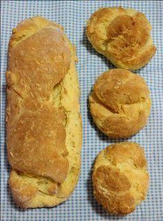 Pão sem glúten e sem lactose, delícia! Cascudinho por fora, macio por dentro e super do bem, do jeito que a gente gosta. Corre pro blog e anota a receita!