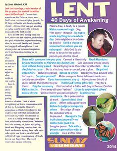 Lent Resource| GoodGroundPress.com