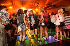 Heineken Activates a Kinetic Dance Floor