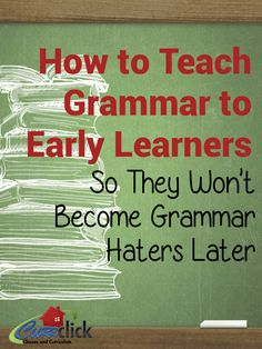 How to Teach Grammar to Early Learners So They Won't Become Grammar Haters Later Working on Hashtags: How To Teach Grammar, Learn English Grammar, Teaching Grammar, English Fun, Teaching Language Arts, Grammar Lessons, Learning To Write, Teaching Tips, Teaching English