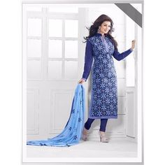 Saiveera New Arrival Blue Cotton Emboidered Unstiched Formal Salwar Suit/Dress Material Saiveera Fashion Is a Best Manufacturer, Exporter,Wholesaler, As well as Best and dealer,Retailar Of Designer,Embroidery Wedding Sari,Kids Lahenga Choli,Salwar Suit,Dress Material,etc.in surat Textile Market. Also Mainly Focus On Style,Choice,Fabric. So Saiveera Fashion Also Made Designer, Printed, Cotton,Fancy,Kurtis,Saree,Embroidery ,Wedding, Partywear,For More Query Please Call Or Whatsapp…