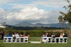 Napa Wedding at The Carneros Inn by Julie Mikos — Photographer  Read more - http://www.stylemepretty.com/california-weddings/napa/2012/05/17/napa-wedding-at-the-carneros-inn-by-julie-mikos-photographer/