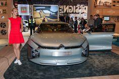 Foto - Citroën CXperience: ritorno al futuro