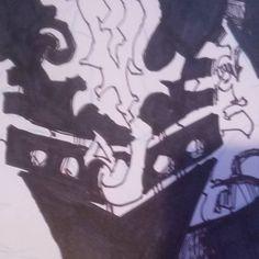 Part 3 Saariyah the Djinn the walking fire.  The Djinn Jihad graphic novel! Available on Amazon!  http://ift.tt/218hasT #comics #comic #comicbooks #comicbook #indiecomics #indiecomic #graphicnovel #graphicnovels #graphicnovel #comicart #makingcomics #webcomic #webcomics #art #amwriting #stigmatastudios #artist #comicbookartist #oldtestament #gnostic #gnosis #gnosticism #gnosticpunk #illustration #writing #comiccharacters #theages #ancientsky #djinnjihad #thecaliphaterises #jontowers