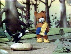 Luppakorva My Childhood Memories, Childhood Toys, Stop Motion, Vintage Ads, Old School, Bears, Nostalgia, Old Things, Teddy Bear