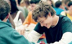 I think this was how he was at school during that brief time Lily was with him. He got to be normal then.
