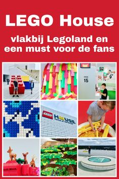 LEGO House: vlakbij Legoland Billund in Denemarken - Leuk met kids Legoland, Beautiful Places In The World, Staycation, Finland, Places To Go, Road Trip, About Me Blog, Meet, House