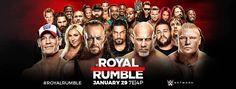 WWE Royal Rumble 2017: i risultati del PPV - http://www.contra-ataque.it/2017/01/30/royal-rumble-2017-risultati-ppv.html