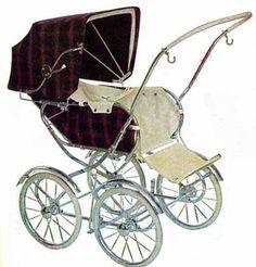 Solid Bringing Up A Child Advice For Happy Children Vintage Stroller, Vintage Pram, Vintage Toys, Pram Stroller, Baby Strollers, Silver Cross Prams, Old Cribs, Boy Girl Room, Prams And Pushchairs