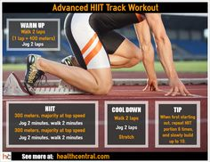 An advanced #HIIT #workout to try out this summer. Get other beginner, intermediate and a basic HIIT workout #infographics by clicking the link below:  http://www.healthcentral.com/diet-exercise/c/255251/169826/body-hiit-workouts/?ap=2012