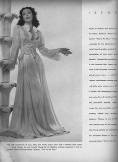 Irene in The Californian, April 1950, pg 32