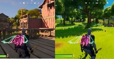 Fortnite Shanty Town and The Orchard Locations: How and Where to Apply Shield or Healing at Shanty Town or The Orchard The Shanty, Challenge Week, Fair Grounds, How To Apply, Healing, Neon Signs, Games, Travel, Zombie Girl