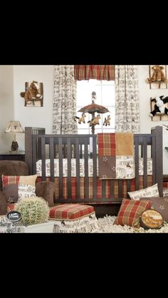 The bedding I want!!!! Love the classy western but the country style can mingle with it too!!!