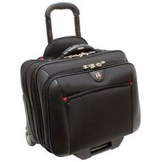 """Wenger Patriot Rolling Case for 15-17"""" Computers $99.99 ($50 Savings) Free Shipping 