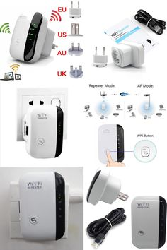[Visit to Buy] Wireless-N Wifi Repeater 802.11n/b/g Network Wi Fi Routers 300Mbps Range Expander Signal Booster Extender WIFI Ap Wps Encryption #Advertisement