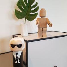 Legofigur i tre