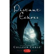 Distant Echoes - By: Colleen Coble  A dolphin, a marine biologist, a navy officer, and a mystery to solve. All in Hawaii!